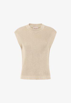 JASMIN - Print T-shirt - whitecap gray