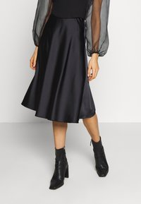 Lace & Beads - SOPHIE SKIRT - A-line skirt - black - 0