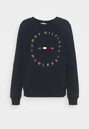 REGULAR CIRCLE  - Sweatshirt - desert sky
