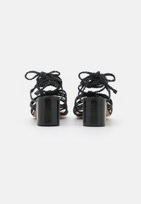 ASRA - JENSON - Sandals - black - 3