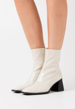 HEDDA - Classic ankle boots - plaster