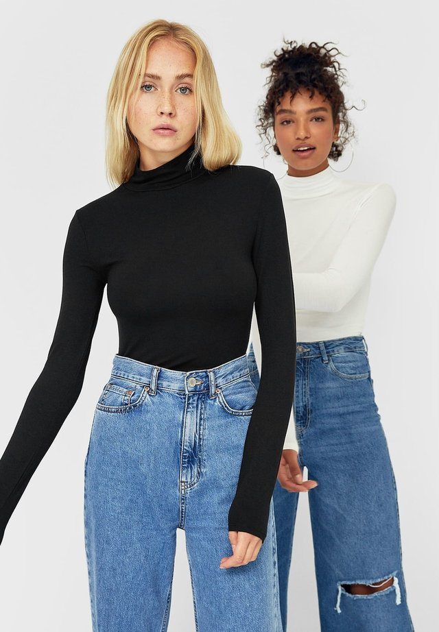 2 PACK - Sweter - black