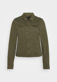 Soyaconcept - ERNA - Denim jacket - dark army - 6