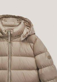 Massimo Dutti - Down jacket - beige - 5