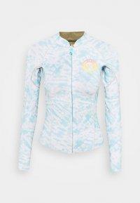 Billabong - PEEKY JACKET - Bikini top - island blue neo - 5