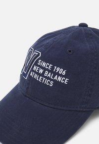 New Balance - COLLEGIATE UNISEX - Cap - navy - 3