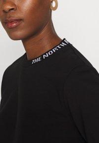 The North Face - ZUMU CREW - Sweatshirt - black - 4
