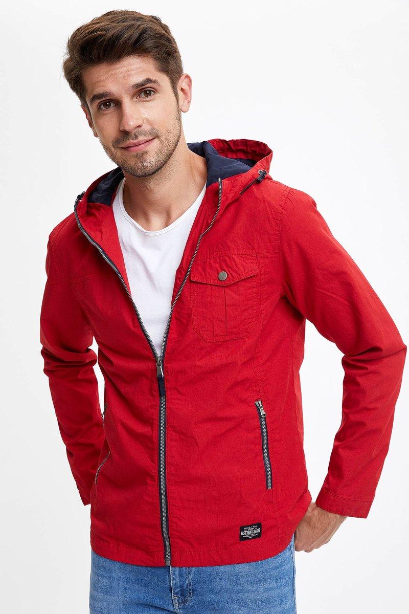 DeFacto - Light jacket - red