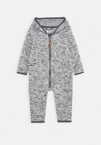 Jacky Baby - OVERALL OUTDOOR - Jumpsuit - grau - 0