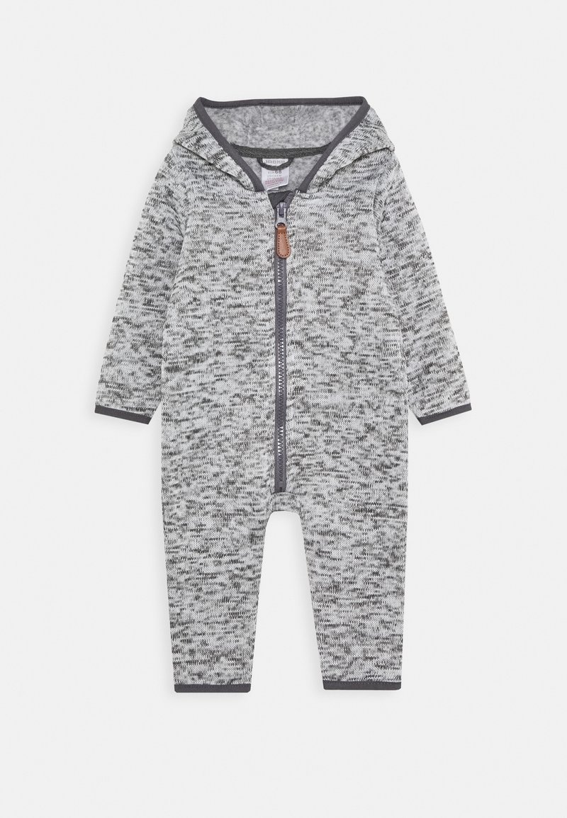Jacky Baby - OVERALL OUTDOOR - Jumpsuit - grau