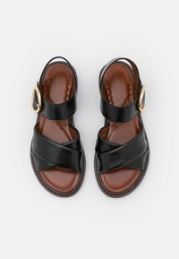 See by Chloé - LYNA FLAT - Sandals - black - 4