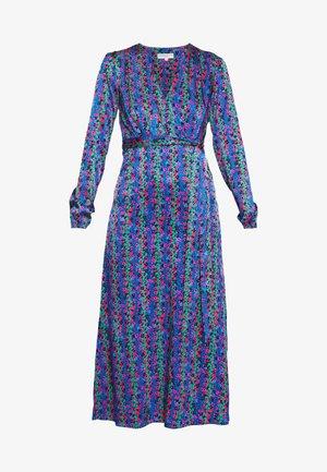 ISABEL LOU DRESS - Vestido camisero - blue/pink/green