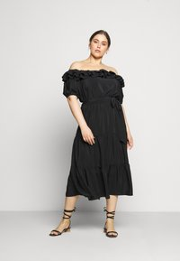 River Island Plus - Day dress - black - 0