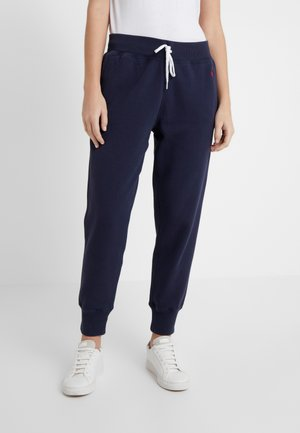 SEASONAL - Tracksuit bottoms - cruise navy