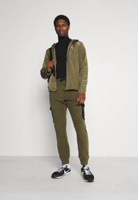 Solid - PERCY - Summer jacket - ivy green - 1