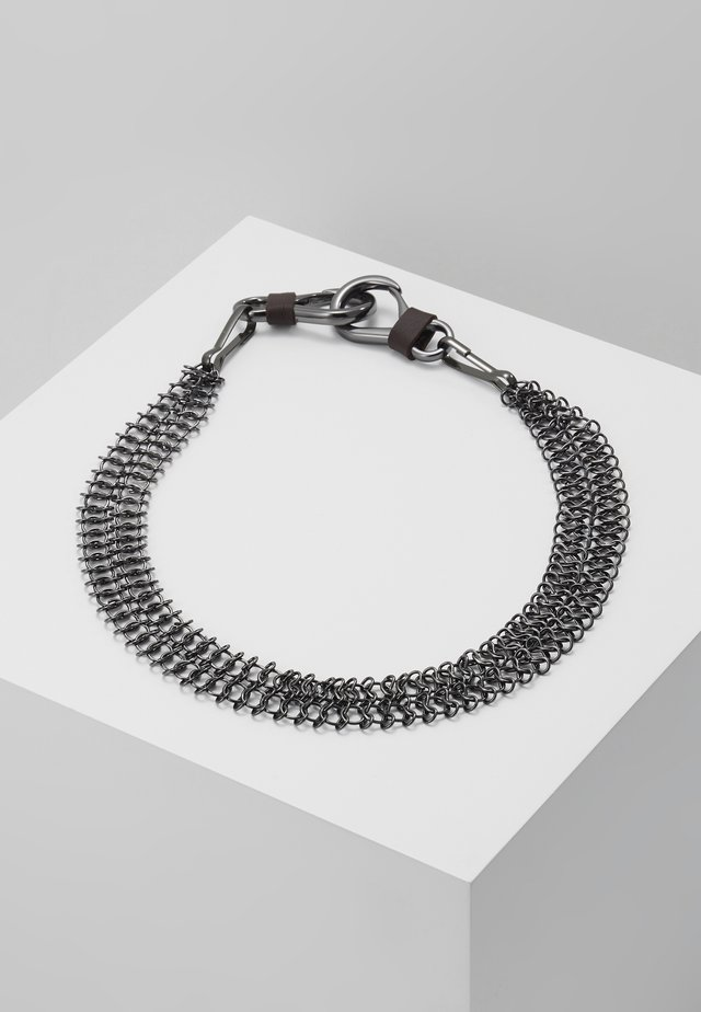WALLET CHAIN - Avaimenperä - silver-coloured