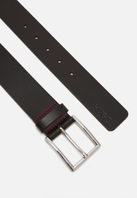 HUGO - GIASPO - Riem - black - 2