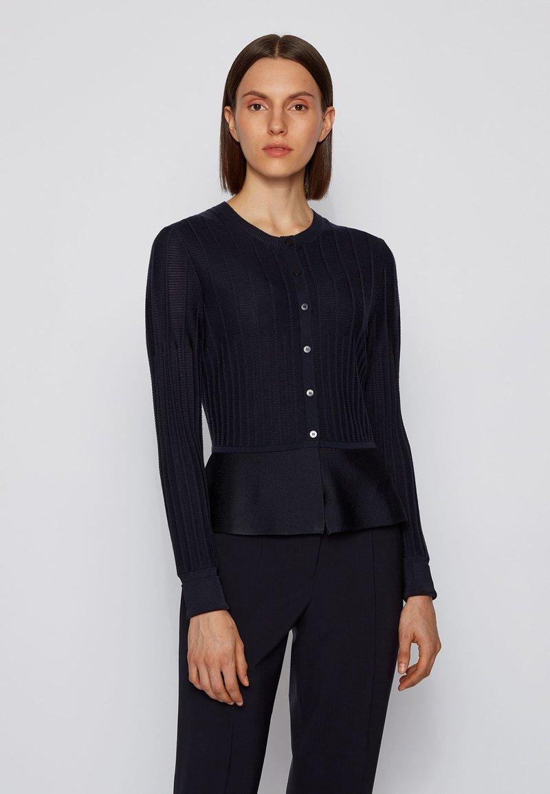 BOSS - FAYAL - Cardigan - patterned