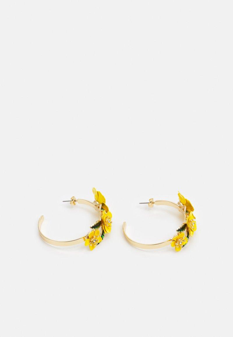 Fire & Glory - FGSUMMA EARRINGS - Orecchini - gold-coloured