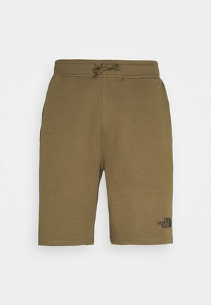 MENS GRAPHIC SHORT  - Korte broeken - military olive