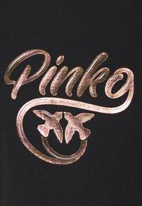 Pinko - DERRICK - Print T-shirt - black - 2