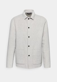 JACKETS OUTDOOR WOVEN - Summer jacket - light beige