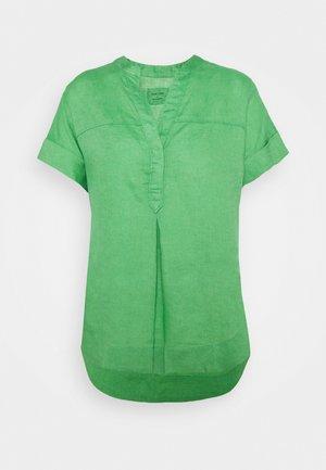 BLOUSE - Triko spotiskem - green