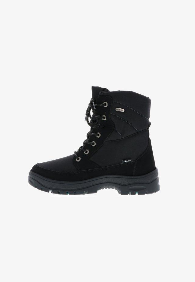 EISKRALLEN - Winter boots - schwarz