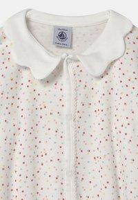 Petit Bateau - DORS BIEN SANS PIEDS - Pyjamas - marshmallow/multico - 2