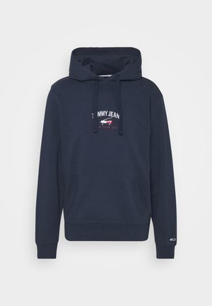 TIMELESS HOODIE UNISEX - Huppari - twilight navy
