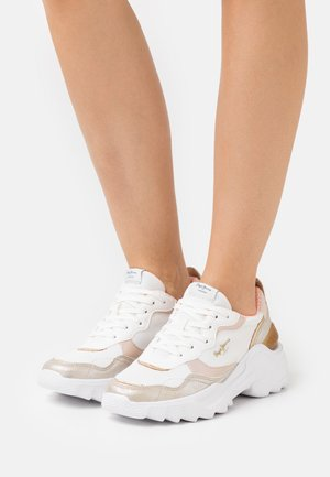 ECCLES TOP - Sneakers laag - gold