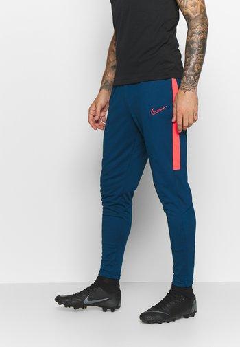 DRY ACADEMY - Pantalones deportivos - valerian blue