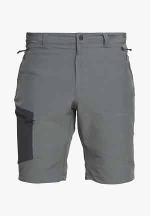 TRIPLE CANYON SHORT - Pantalones montañeros cortos - city grey/shark