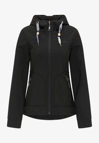 Schmuddelwedda - Summer jacket - schwarz - 4