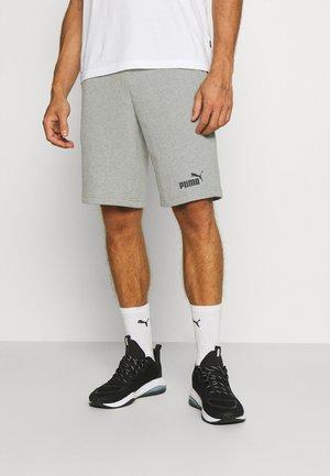 Short de sport - medium gray heather
