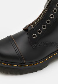 Dr. Martens - 1460 LL BEX 8 EYE BOOT UNISEX - Classic ankle boots - black - 5