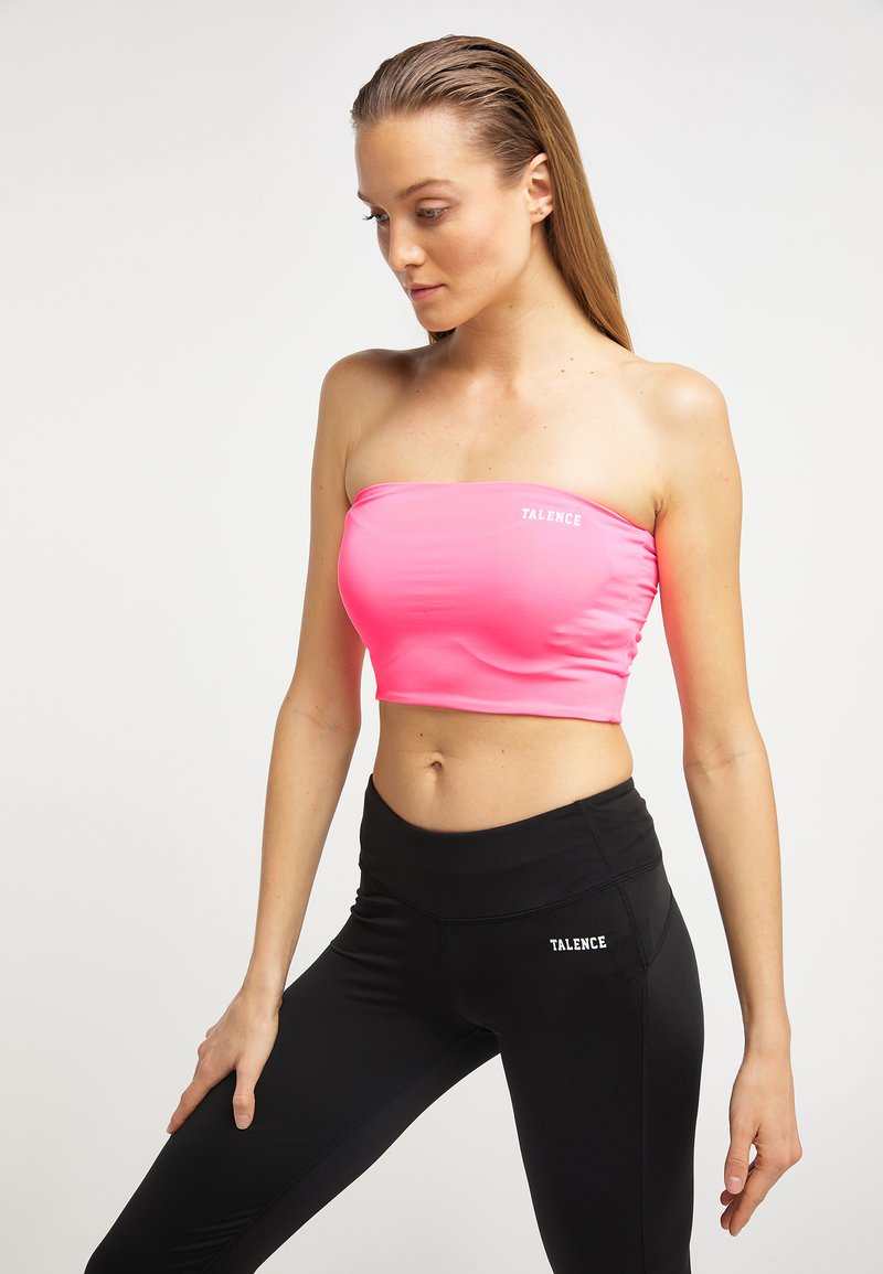 Talence - Top - neon pink
