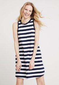 GAP - Jersey dress - navy - 0
