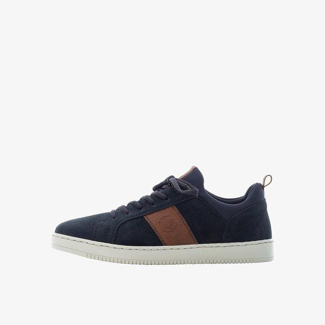 Sneakers - pazifik/navy/mandel