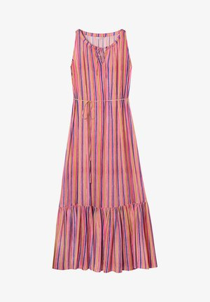 PAULA - Maxi dress - fuhsia