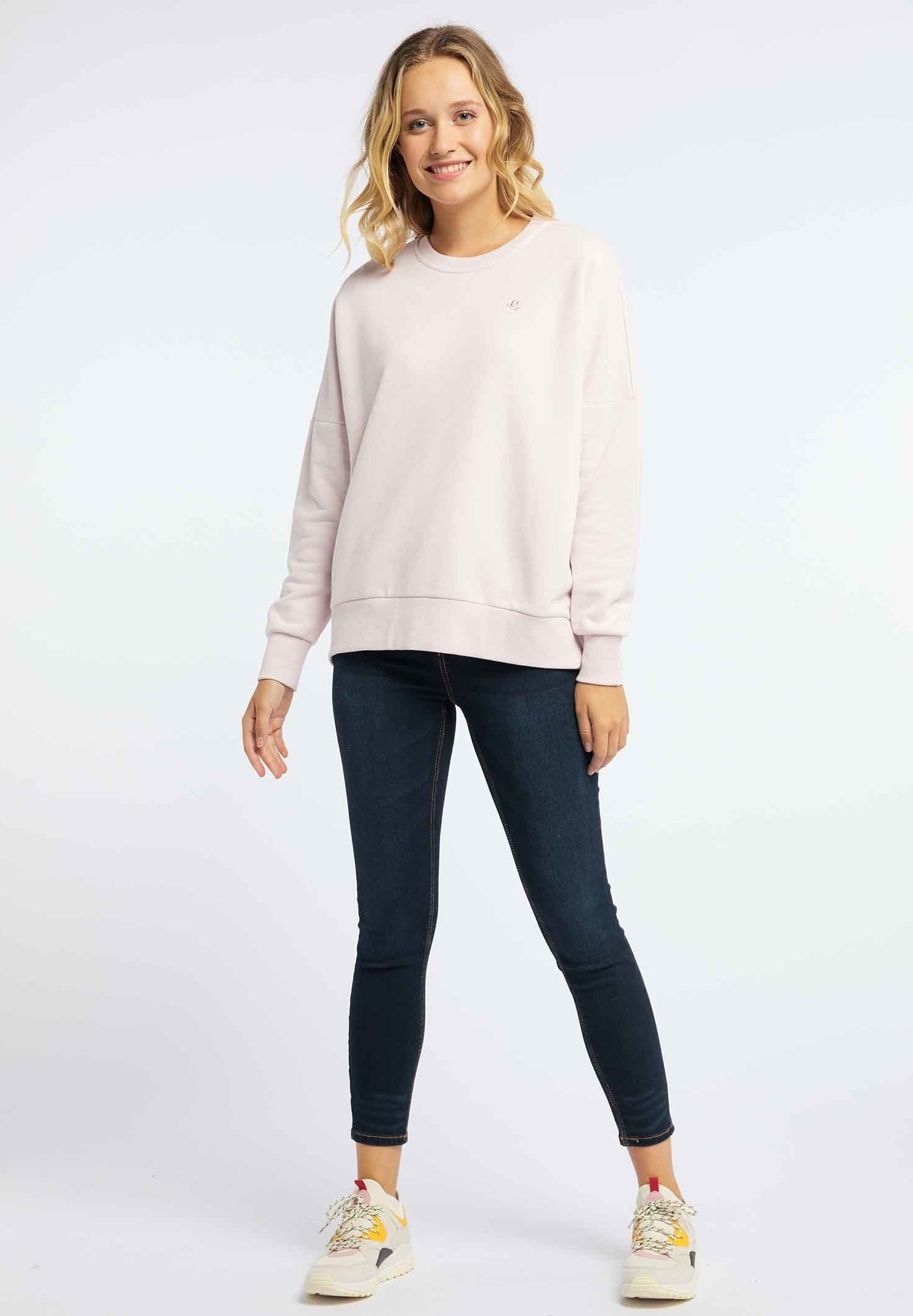 DreiMaster Sweatshirt - light pink