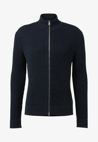 Marc O'Polo - Zip-up hoodie - dark blue - 5