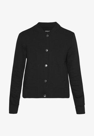 ONLZENIA - Denim jacket - black