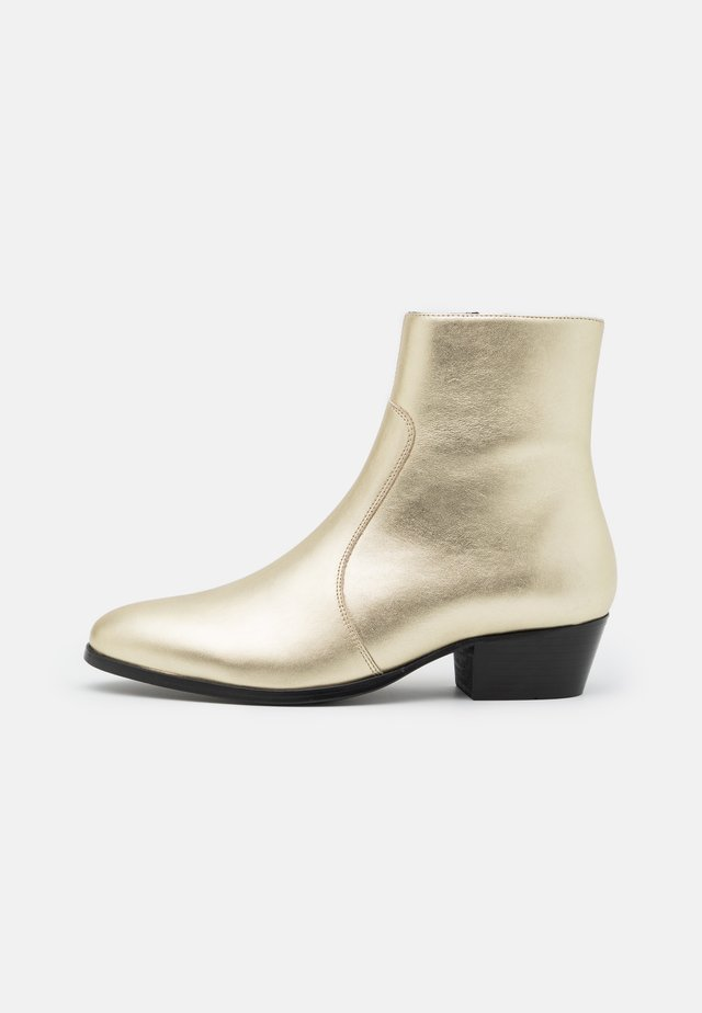 ZIMMERMAN ZIP BOOT - Bottines - heart of gold