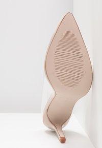 BEBO - ELDA - High heels - clear/nude - 6
