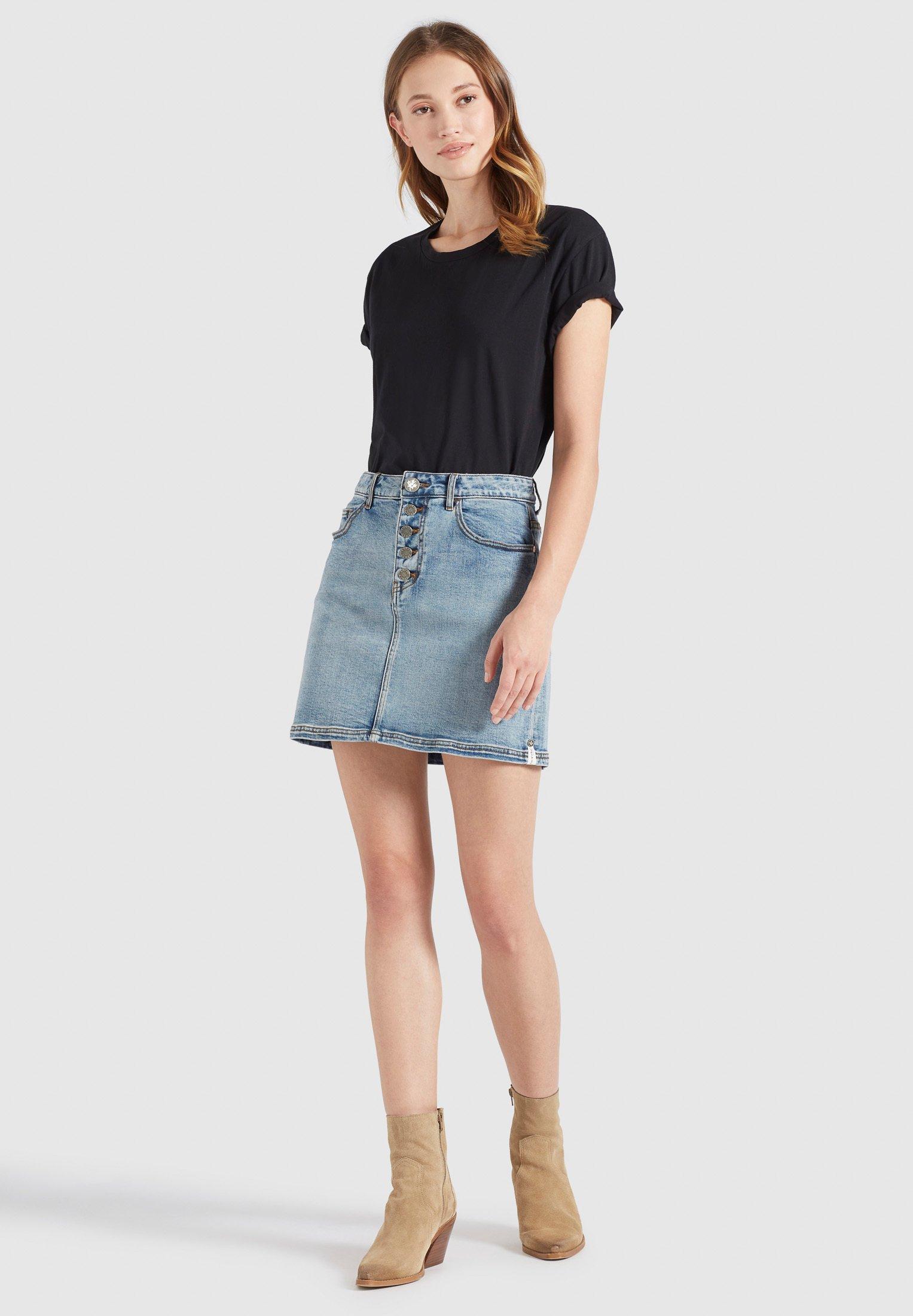 Femme MAXIMA - Jupe en jean