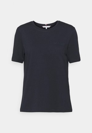 REGULAR TEE - T-shirt z nadrukiem - desert sky