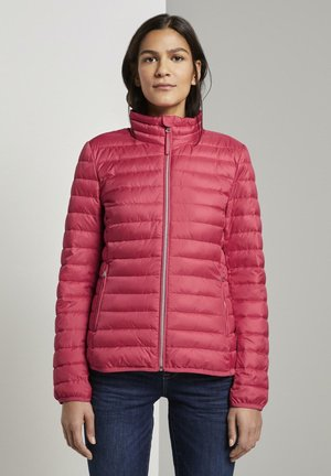 ULTRA LIGHT WEIGHT JACKET - Light jacket - pink