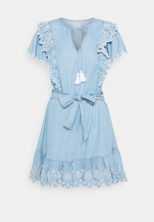 TAMY - Denim dress - blue denim