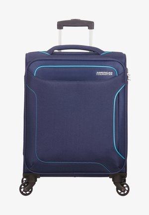HOLIDAY HEAT - Wheeled suitcase - navy